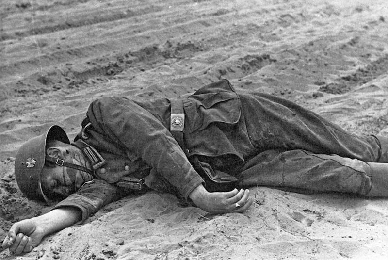 todt zoldat 1941