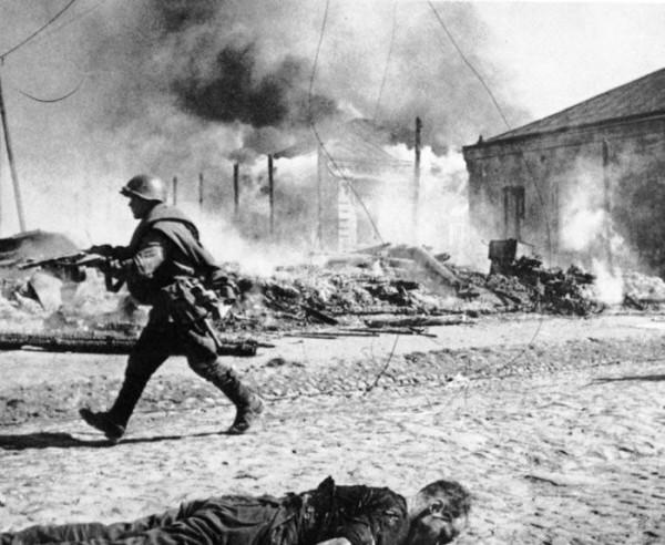 Babruysk 28th or 29th june 1944