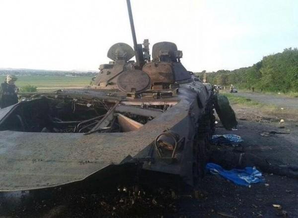 sgorevshaya BMP-2
