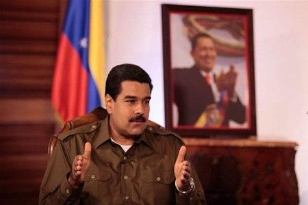 N. Maduro