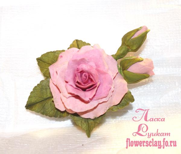 роза-зефир-розовая-зажим