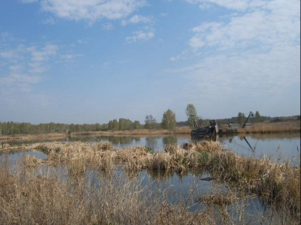 озеро Кызылташ