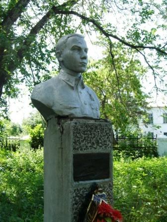 Памятник Кашину