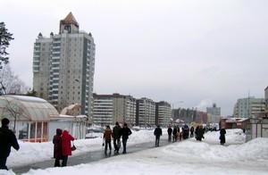улица Забабахина