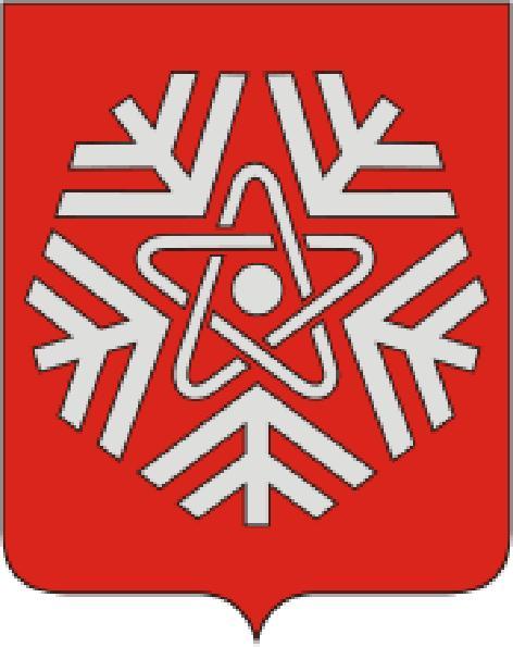 герб Снежинска