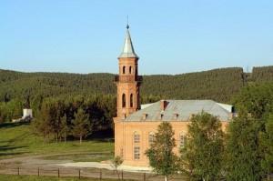 иткульская мечеть