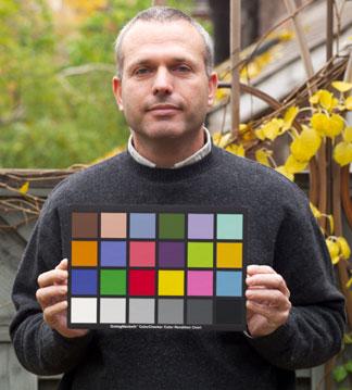 Цветовая табличка