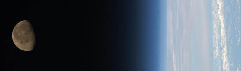 Фото японского космонавта Wakata с борта МКС. https://twitter.com/Astro_Wakata