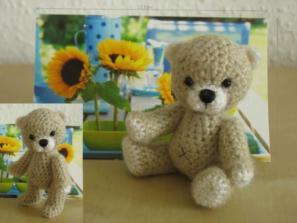 my bear 2 size