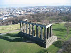 acropolis scottland