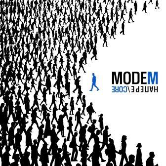 МодеМ - НАПЕРЕCORE - cover sm.jpg