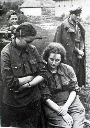 Пленные женщины вов фото 520-684