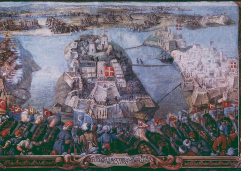 Сражение орденских и османских кораблей.jpg