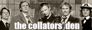 Welcome to The Collators' Den