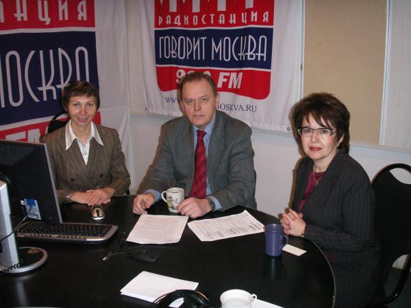 На ГМ с Дмитриевой