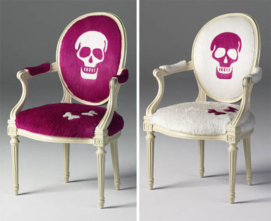 geoffrey-bradfield-skull-chairs