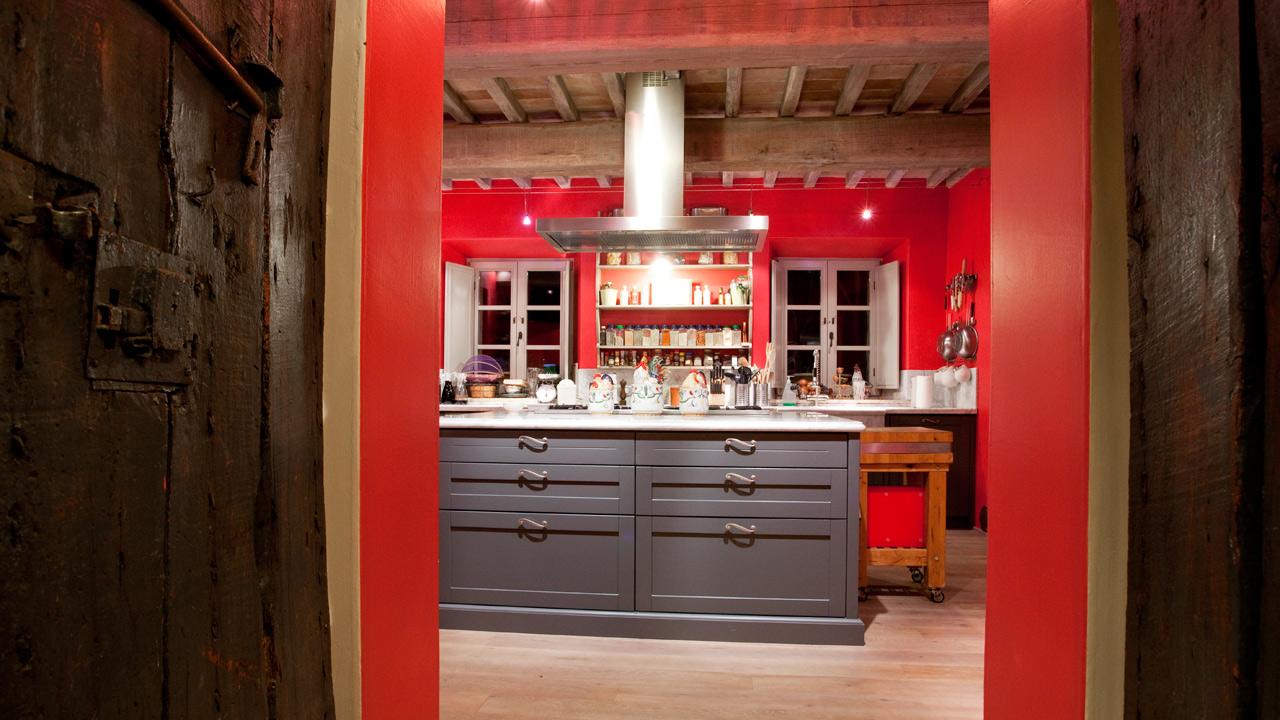 cucina-casa-fabbrini-casale-in-toscana