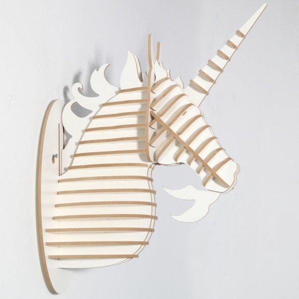 wall_mount_animal_heads_lion_rhino_deer