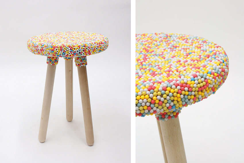 taburete candy collection