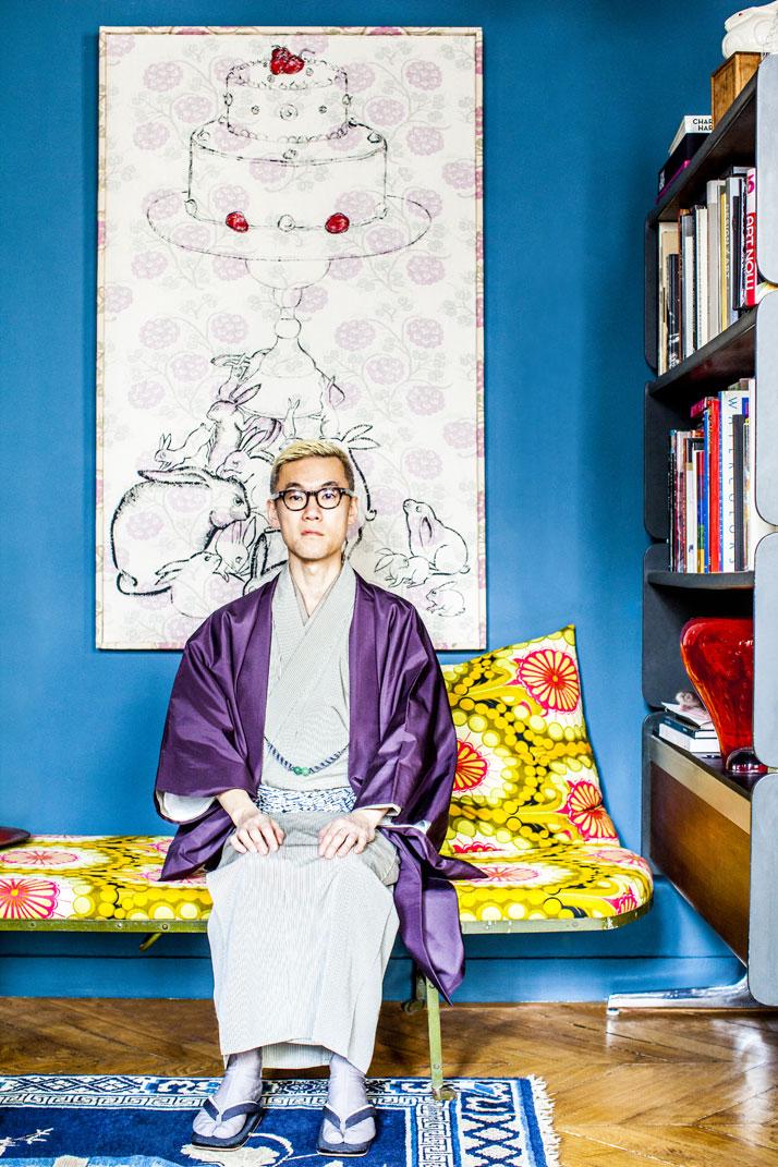 Shinsuke-Kawahara-Whimsical-Paris-Apartment-photo-Matthieu-Salvaing-yatzer-6