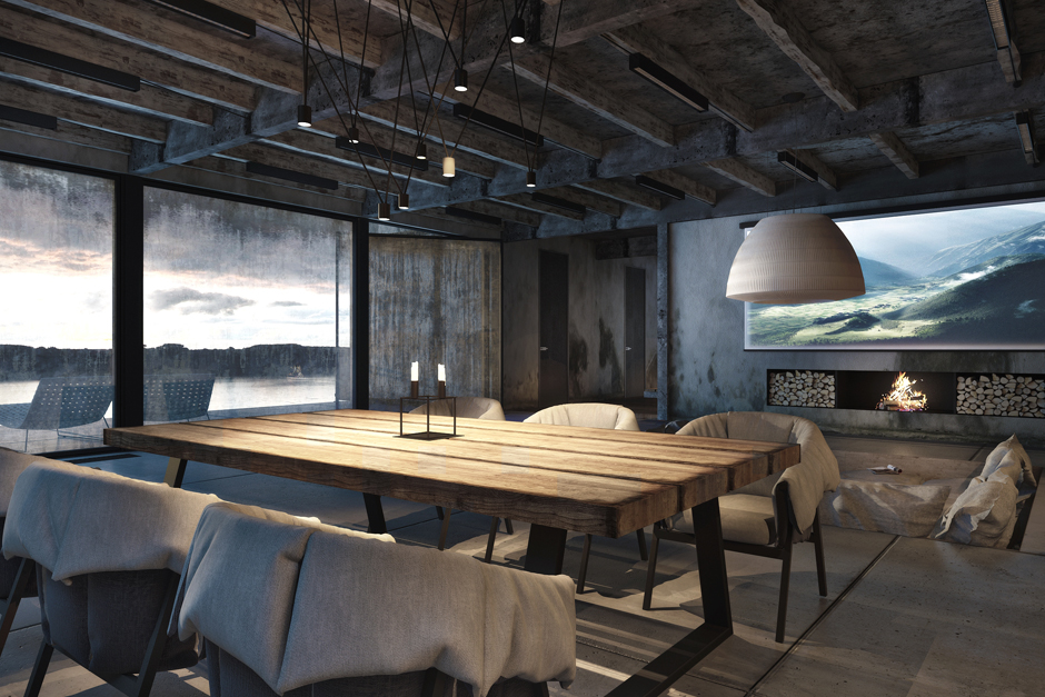 1-Rustic-dining-table