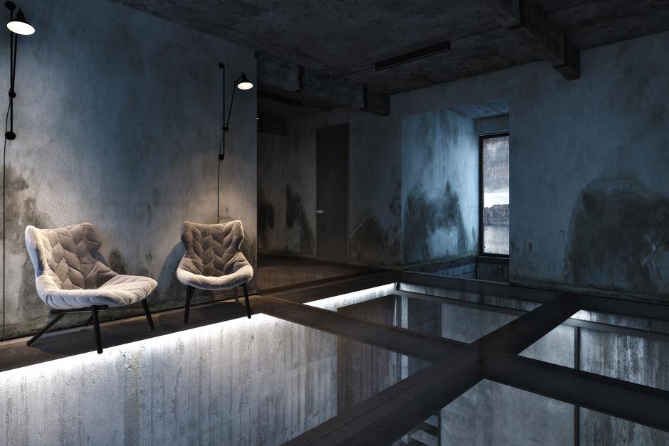 2-Exposed-concrete-walls