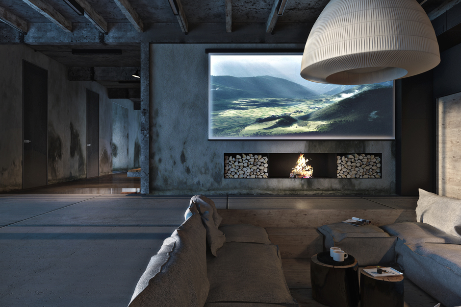 14-Projection-screen