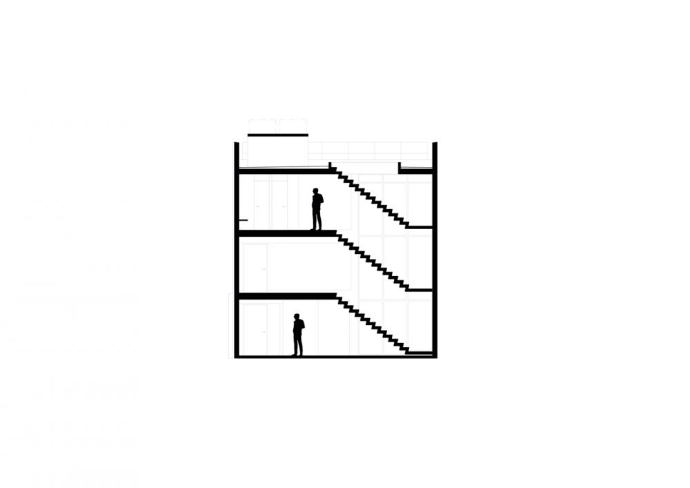 50cefaf0b3fc4b7062000591_casa-maracan-terra-e-tuma-arquitetos-associados_transverse_section_01-1000x707
