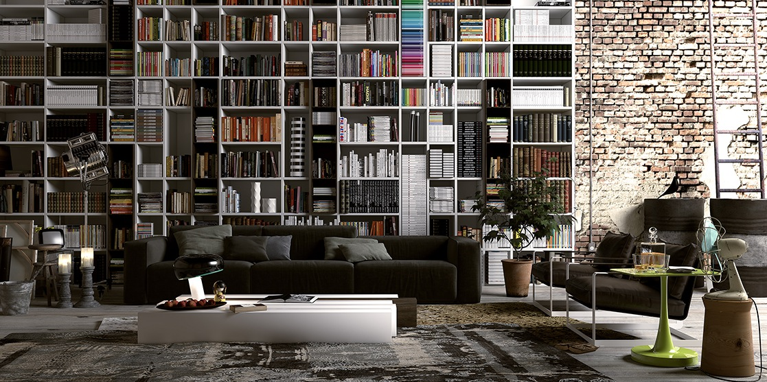 floor-to-ceiling-bookcase