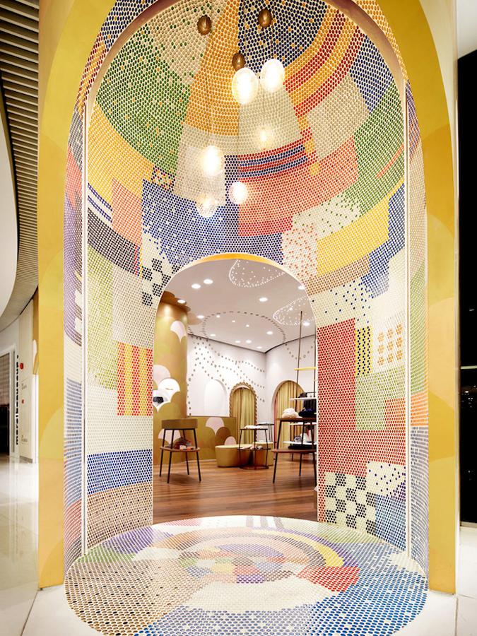 Tsumori-Chisato-Shanghai-Shopping-Igarashi-Design-Studio- 4