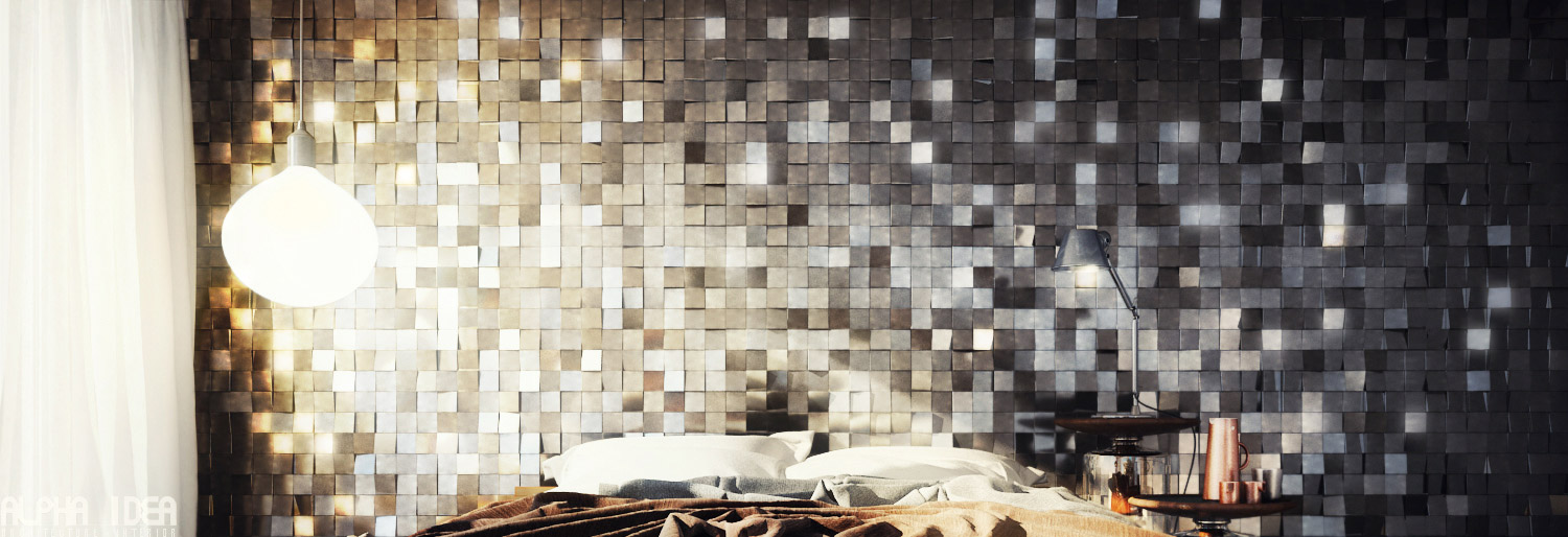 Extruded-wall-treatment