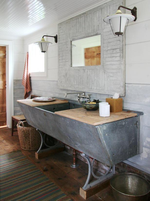Mirror designs for bathrooms