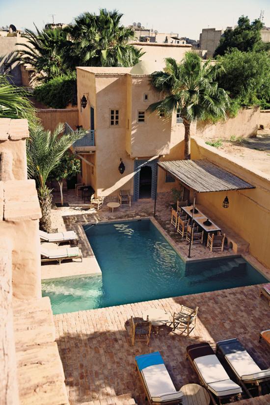 my paradissi morocco patio pool simon watson