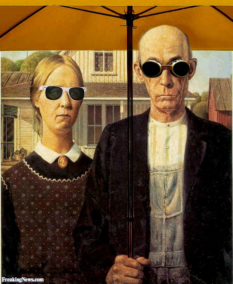 American-Gothic-Painting-Wearing-Sunglasses--87637