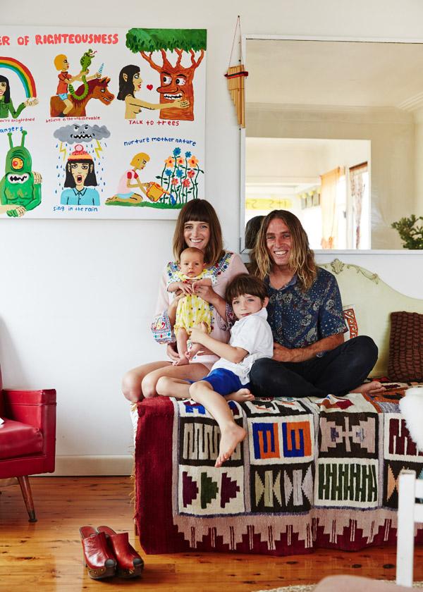 MyleeOzzie-familyportrait