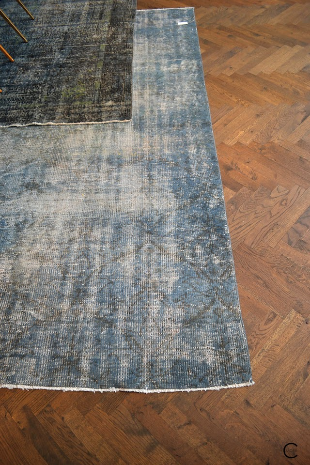 THE LOFT AMSTERDAM PLAYING CIRCLES DECEMBER 2014 BY C-MORE INTERIOR BLOG RUG VINTAGE WOOD FLOOR RELOADED RECOLOURED