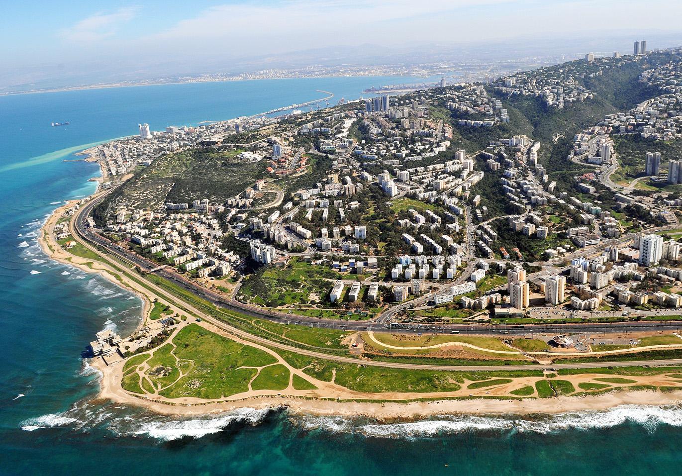Western_Haifa_from_the_air
