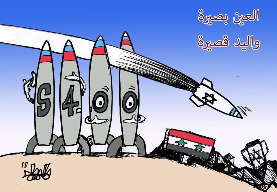 сравнении обычной почему с-400 не видит израильские самолеты тех условиях
