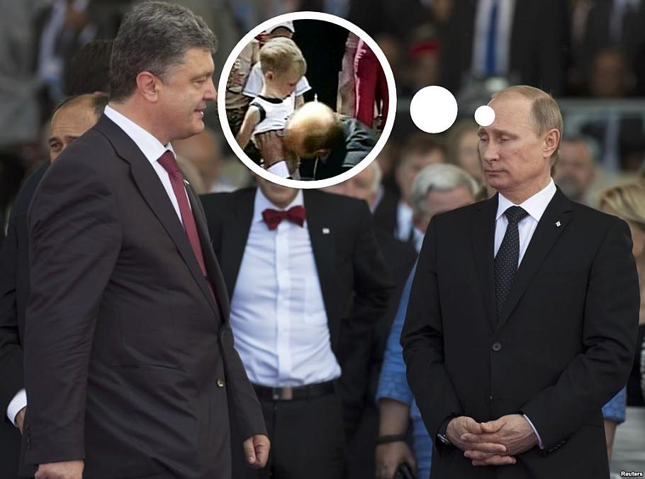 """Переговоры чудес не повлекли, - Меркель подчеркнула важность участия Путина во встречах """"нормандской четверки"""" - Цензор.НЕТ 917"""