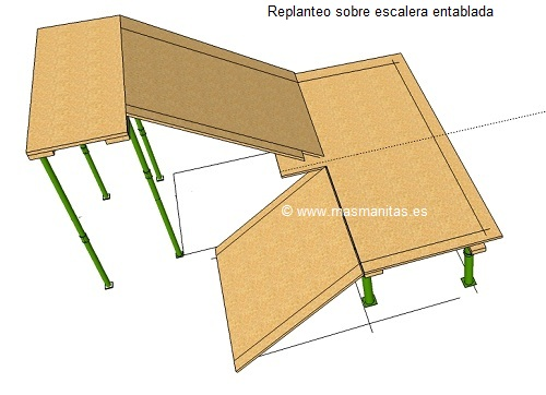 M arch for Medidas de escaleras de concreto