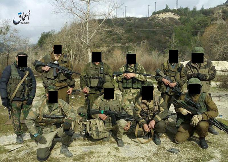 Полковник шахтерских войск об ихтамнет в Сирии