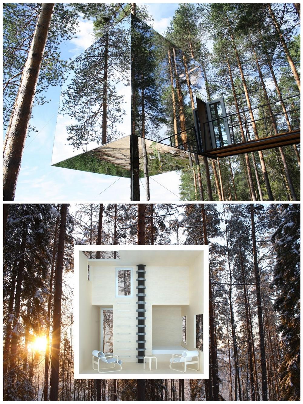 mirrorcube-treehotel-in-sweden