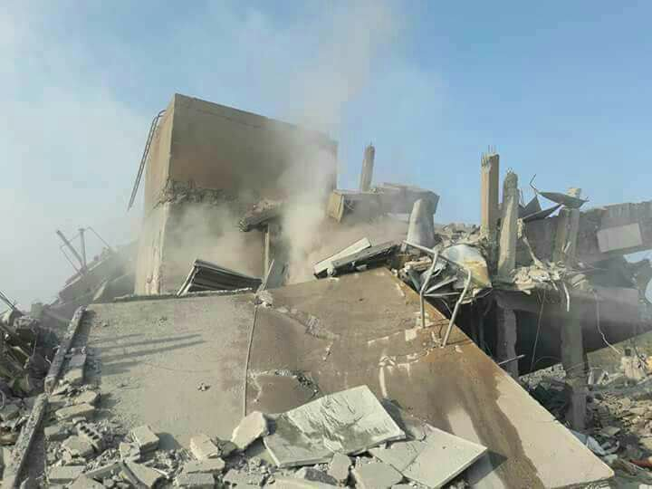 Доказательства отличной работы сирийской ПВО