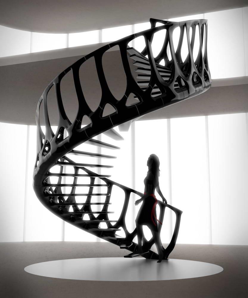 Vertebrae-Staircase-1