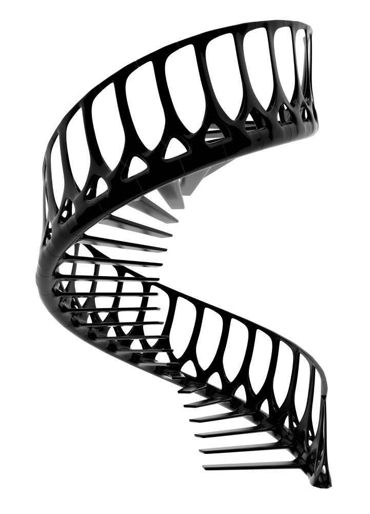 Vertebrae-Staircase-7