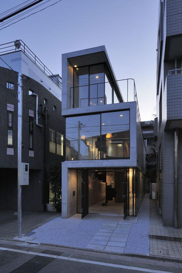 narrow-house