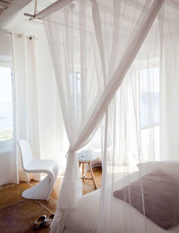 chambre-moustiquaires