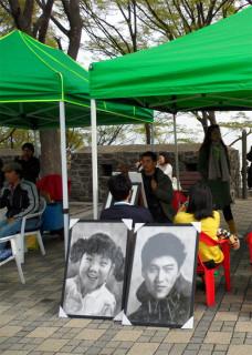 Так рисуют художники не только на Монмартре, но и воле сеульской телебашни
