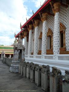 Ват Арун. Центр медитации.