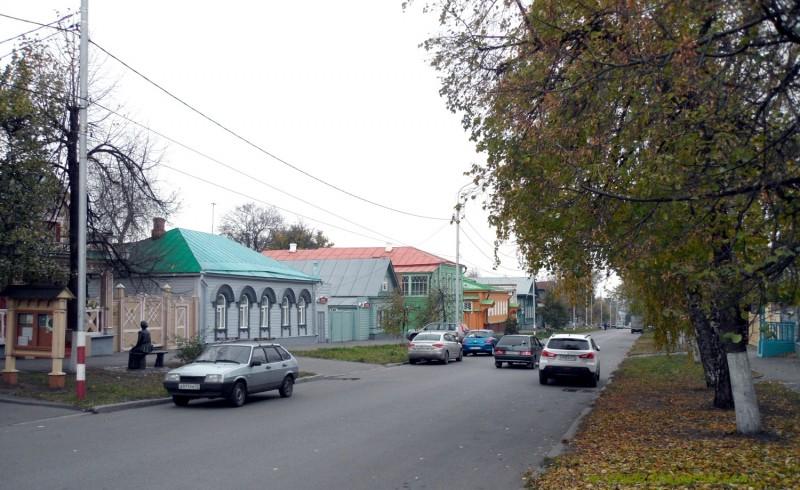 Ульяновск улица Ленина